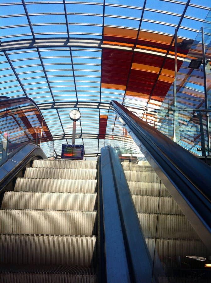 upstairs foto de stock