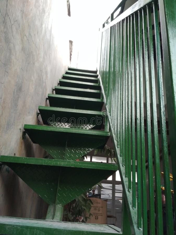 upstairs foto de stock royalty free