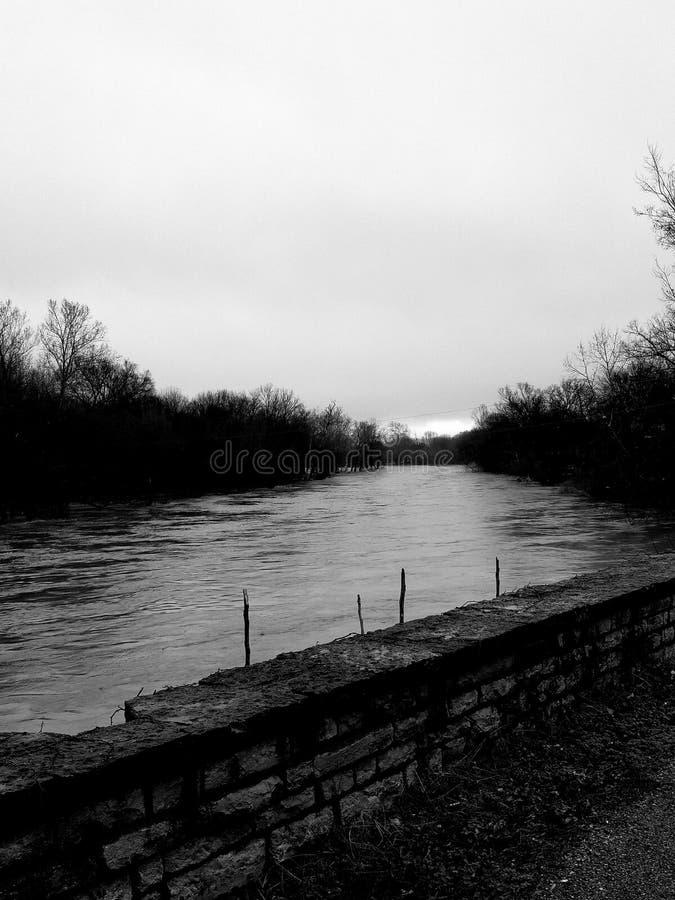 upstream στοκ φωτογραφία με δικαίωμα ελεύθερης χρήσης