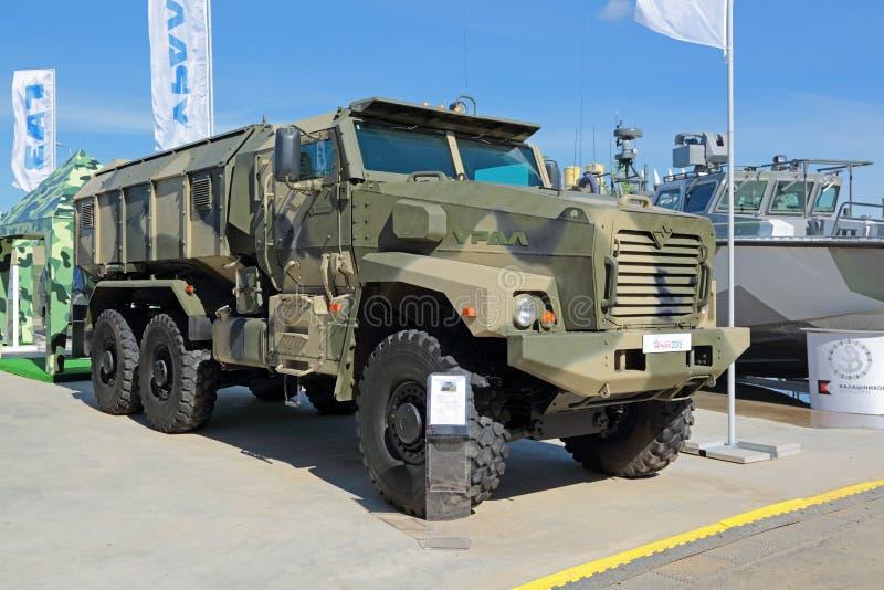 Ural-63095 стоковое изображение rf
