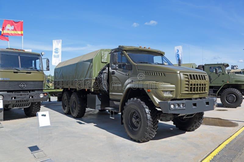 Ural-4320 стоковое изображение rf