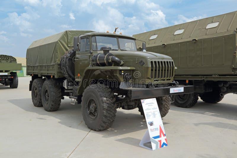 Ural-4320 стоковые изображения rf