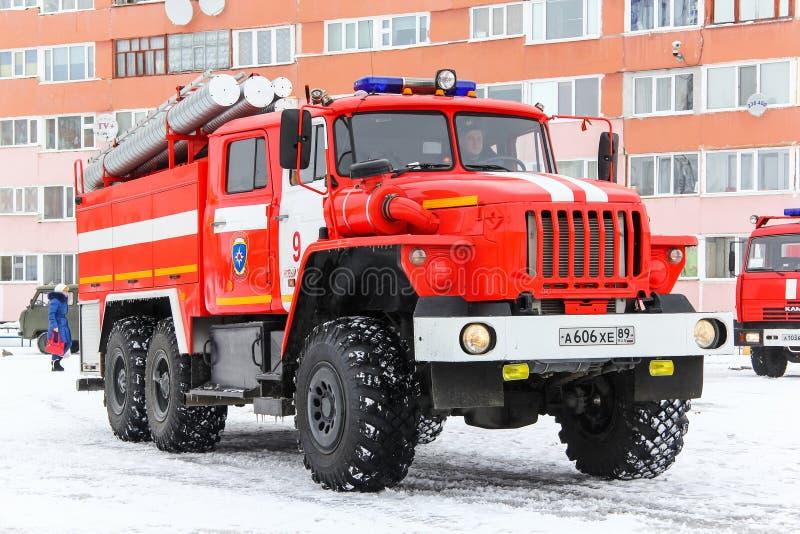 Ural 5557 fotografia de stock royalty free