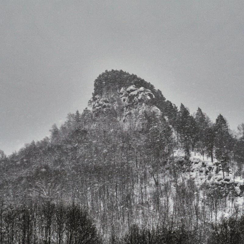 Ural dans Matterhorn photos stock