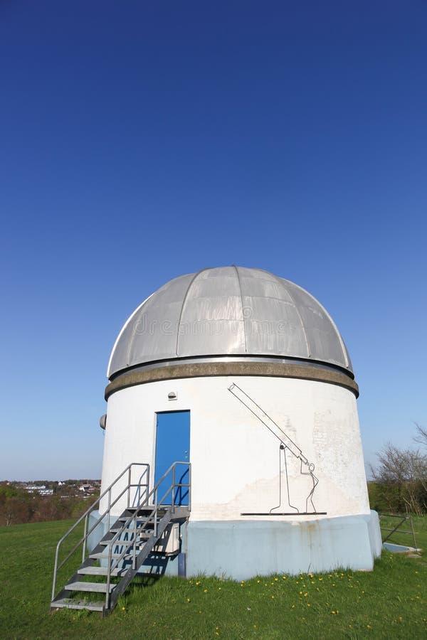 Uraniaobservatorium in Aalborg, Dänemark stockfoto