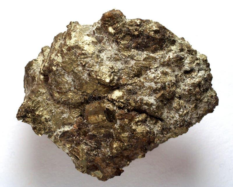 Uranium ore stock photography