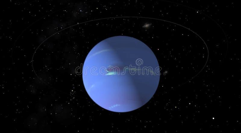 Uranus stock illustration