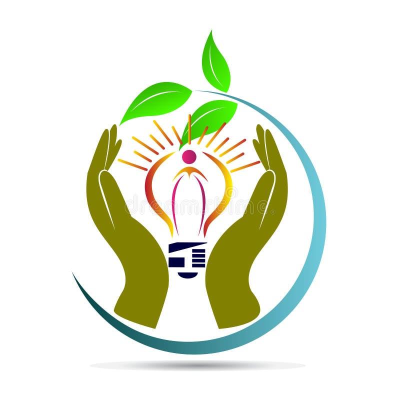 uratować energii ilustracji