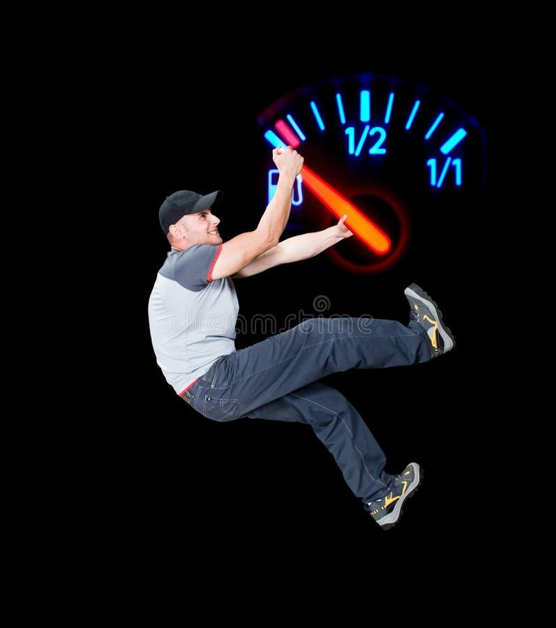 uratować paliwa zdjęcia stock