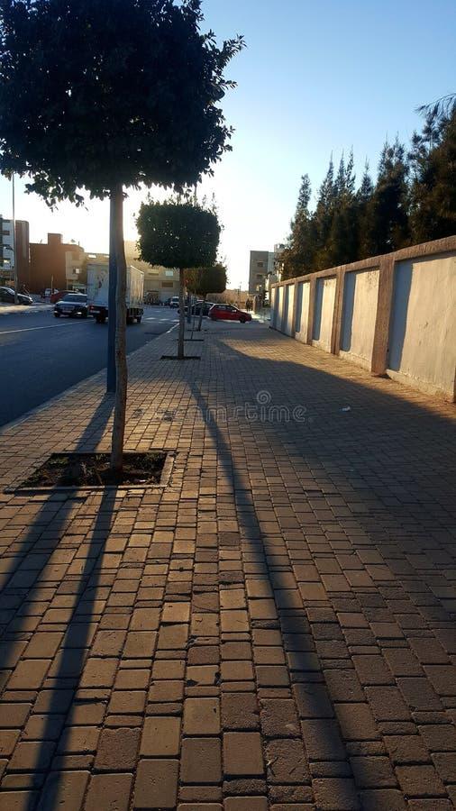 Urbaine在摩洛哥 免版税库存照片