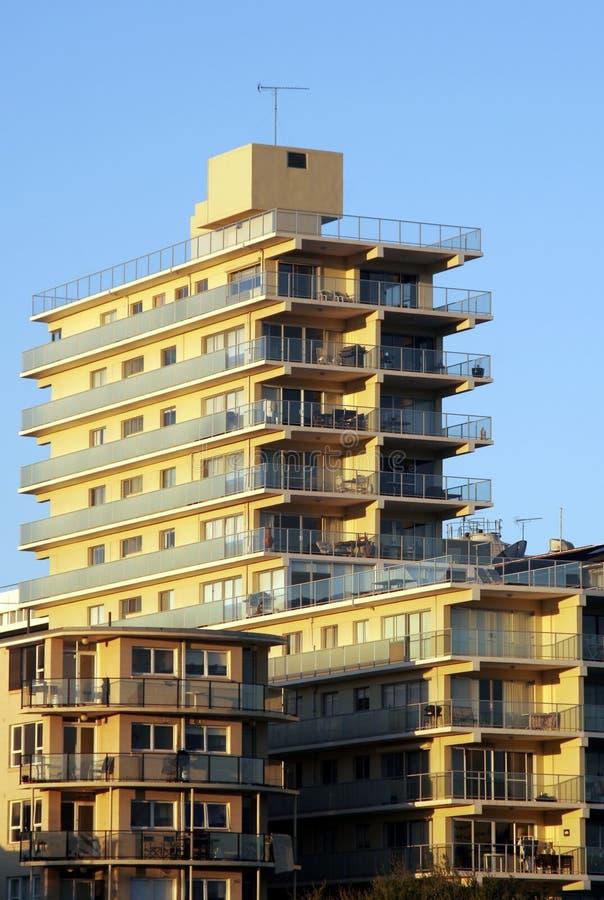 Free Urban Apartment Building Royalty Free Stock Photos - 969498