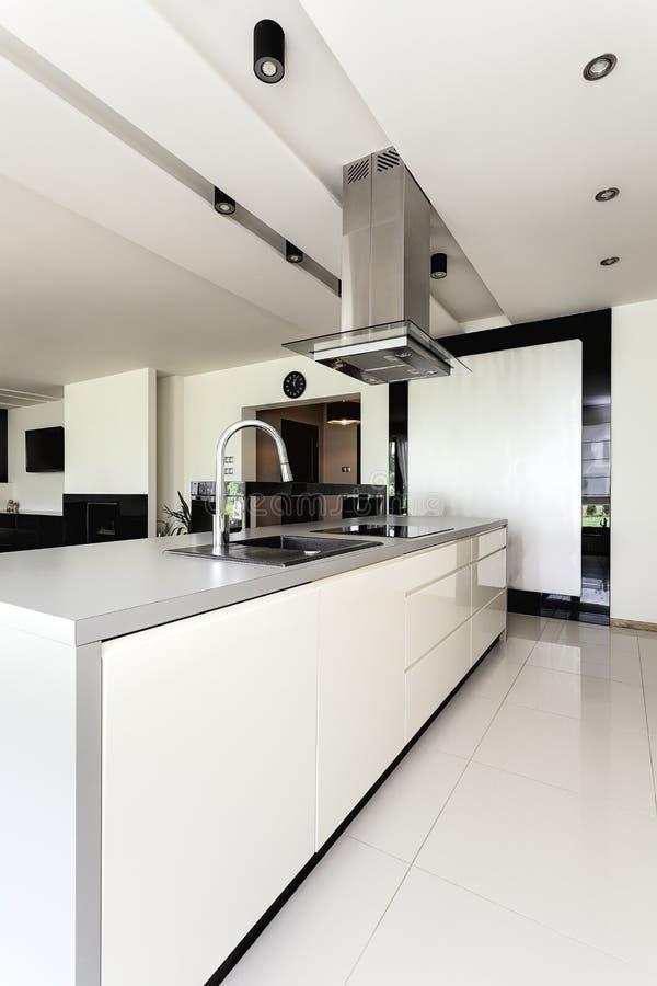 Free Urban Apartment - Kitchen Interior Stock Photo - 33053080