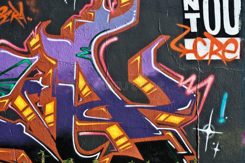 Urban Art - street in Mulhouse - abstract stock photos