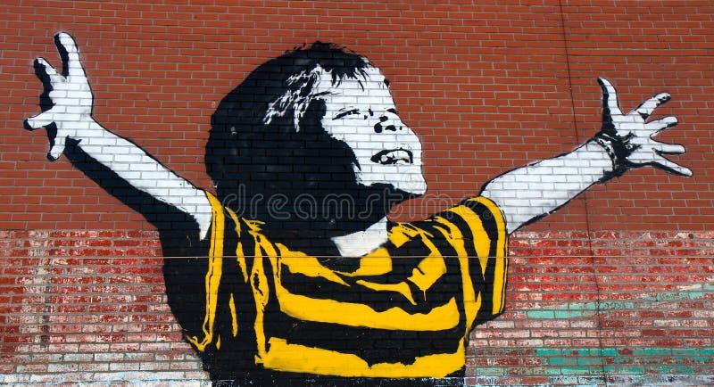 Urban art royalty free stock photo