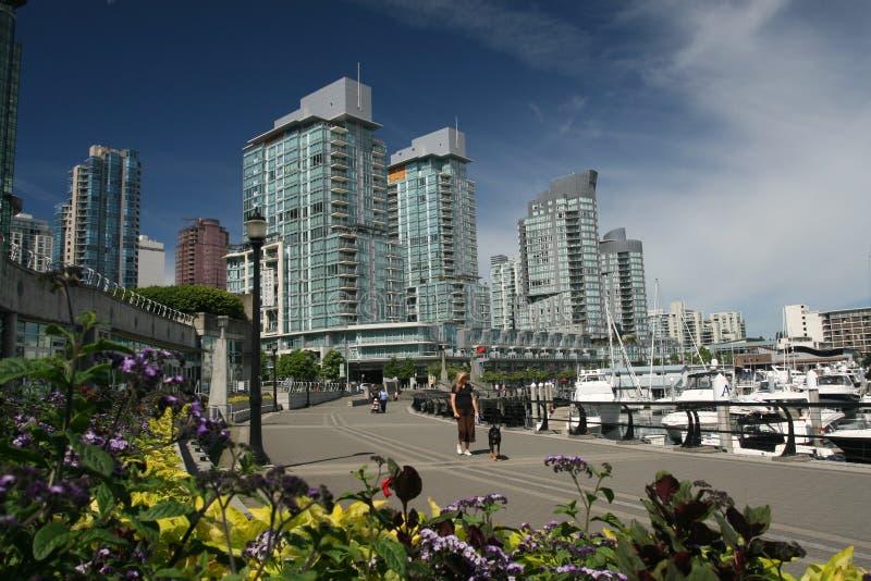 Urban Boardwalk stock images