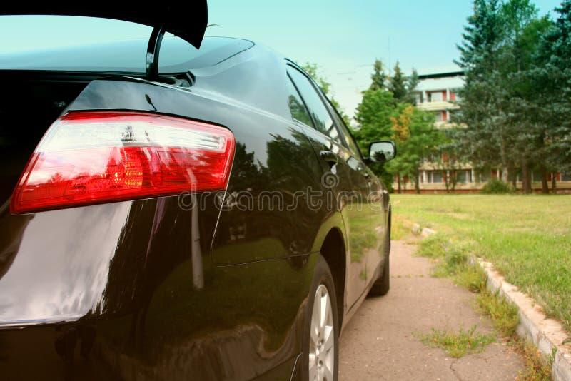 Urban Car Stock Image