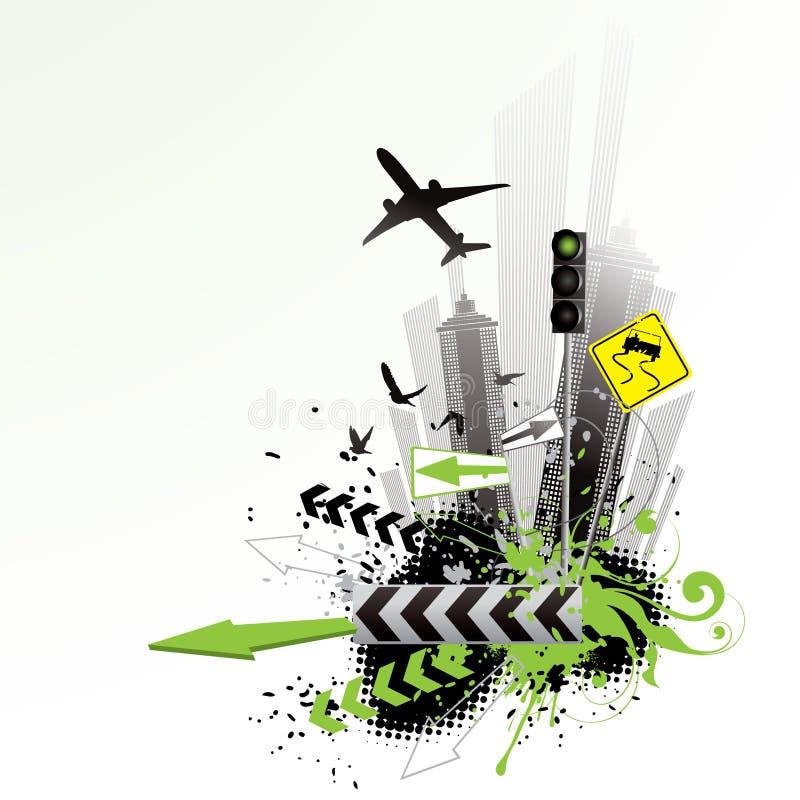 Download Urban City Background Stock Photo - Image: 9476140