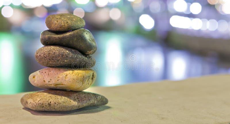 Urban City Zen royalty free stock photos