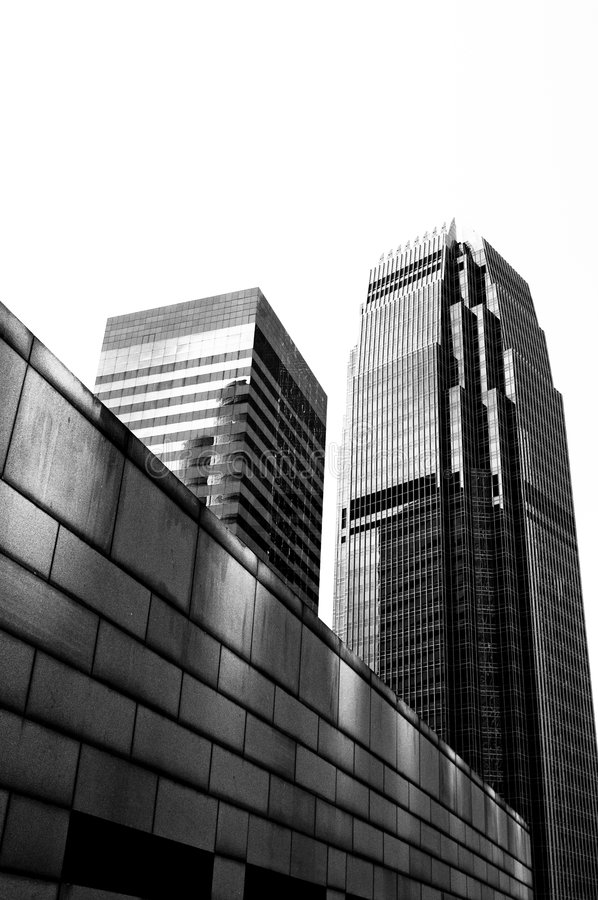Urban cityscape royalty free stock images