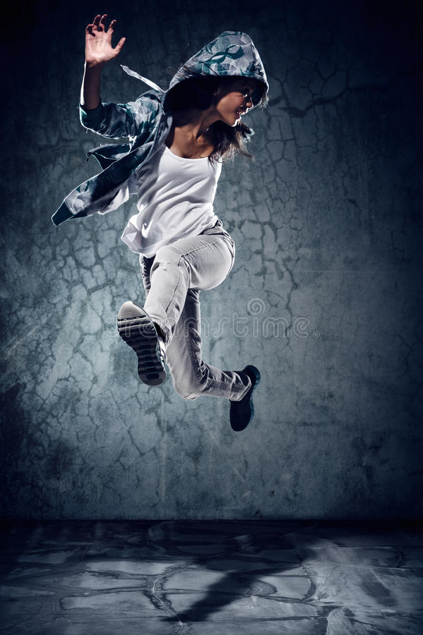 Download Urban dance stock photo. Image of breakdance, hoodie - 27616694