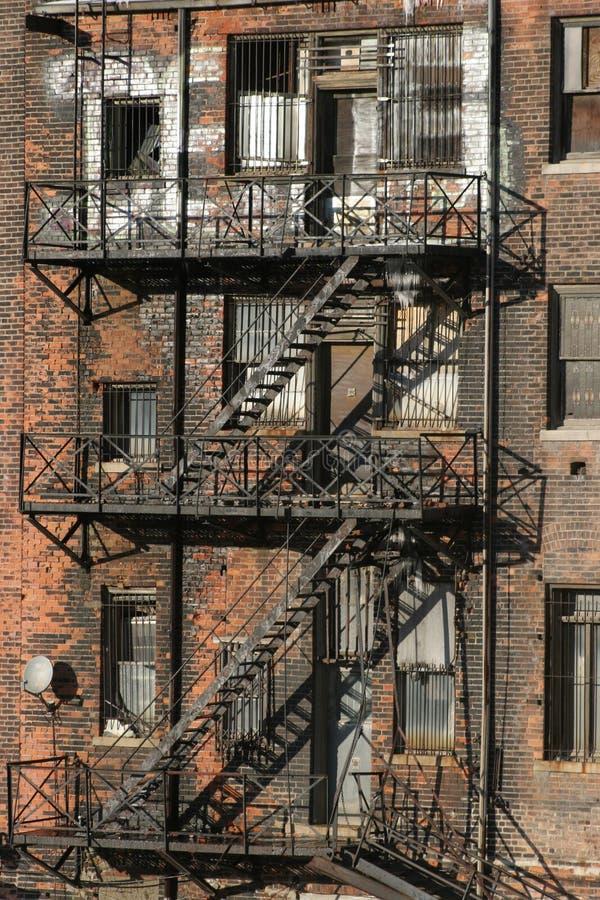Download Urban Detroit: Forgotten Blight Stock Image - Image: 17930085