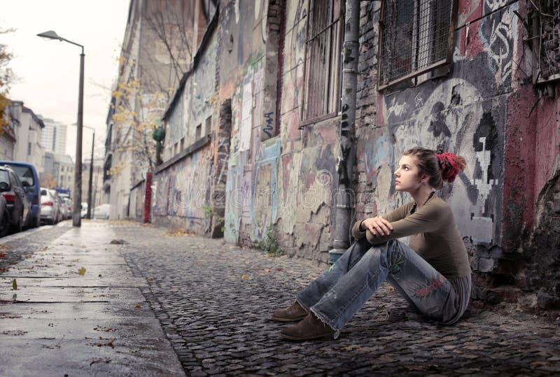 Urban Fashion Stock Photo Image Of Poor Slum Funky 17817488
