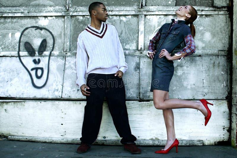 Urban Fashion stock image