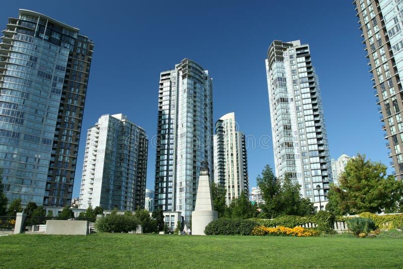 Urban Greenspace Royalty Free Stock Photo