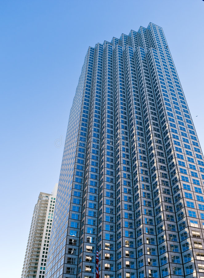 Download Urban High Rise Office And Residential Buildings Royalty Free Stock Images - Image: 7581579