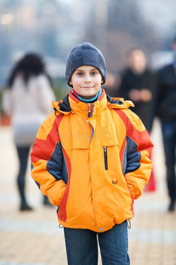 Download Urban kid stock image. Image of caucasian, schoolboy - 17852417
