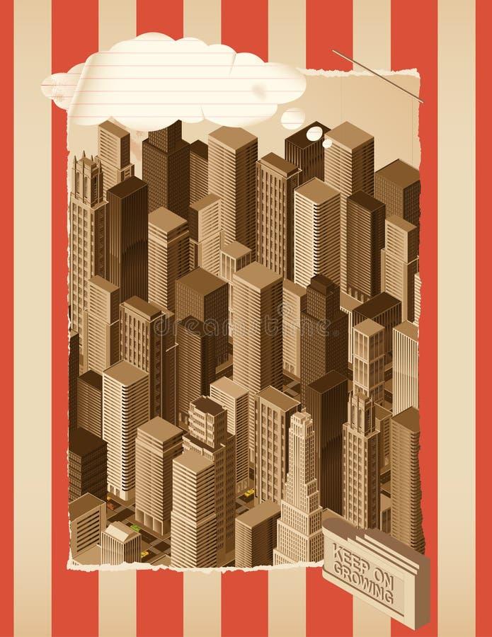 Download Urban Life-  Background&paper Stock Image - Image: 19408911