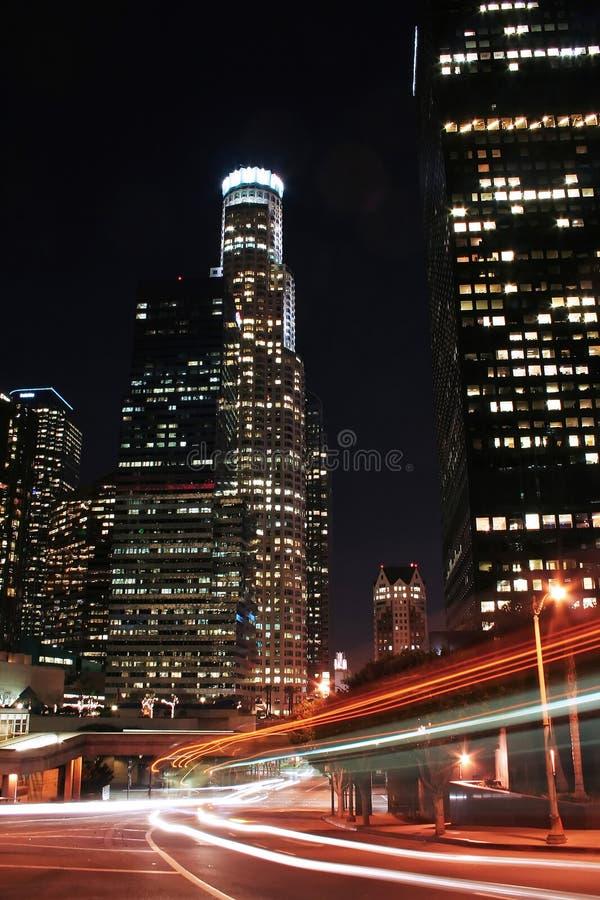 Download Urban Night Life 2 stock photo. Image of tall, large, scene - 4263184