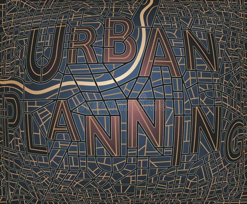 Download Urban plan stock vector. Image of city, development, generic - 22002526