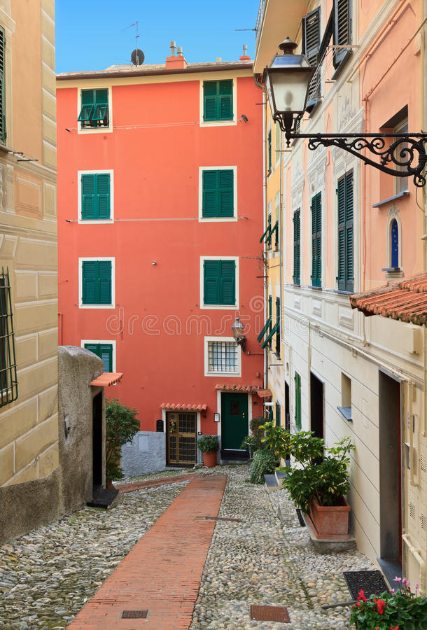 Download Liguria - Sori stock image. Image of shutter, traditional - 29990691