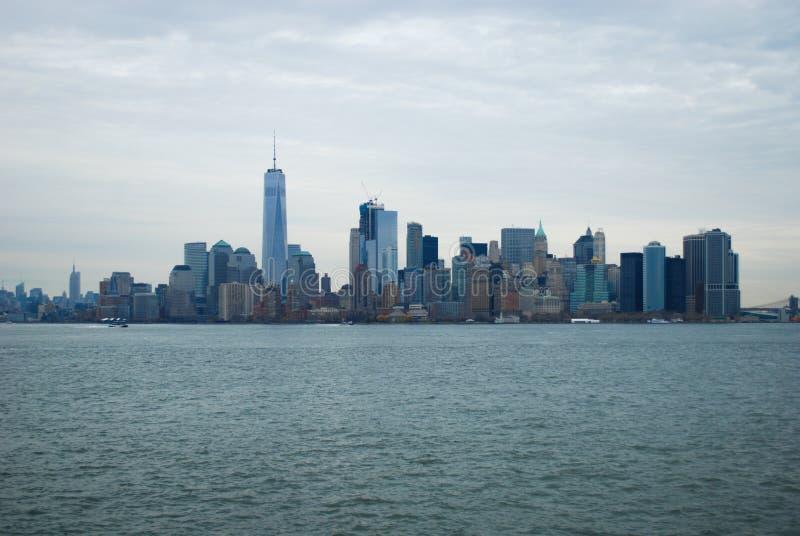 Urban Skyline Across Water Free Public Domain Cc0 Image