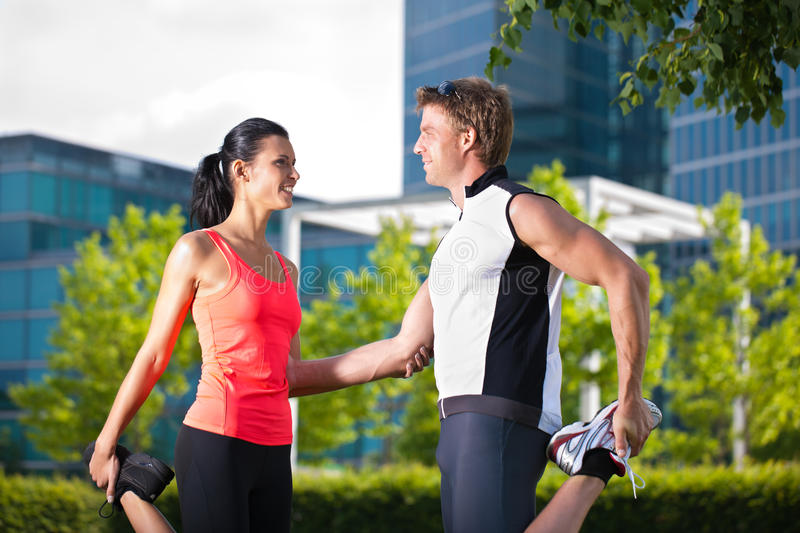 Download Urban Sports - Fitness In The City Stock Photo - Image: 21943174