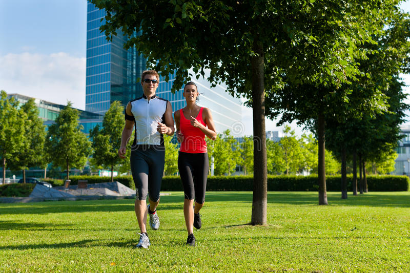 Download Urban Sports - Fitness In The City Stock Image - Image: 28735831