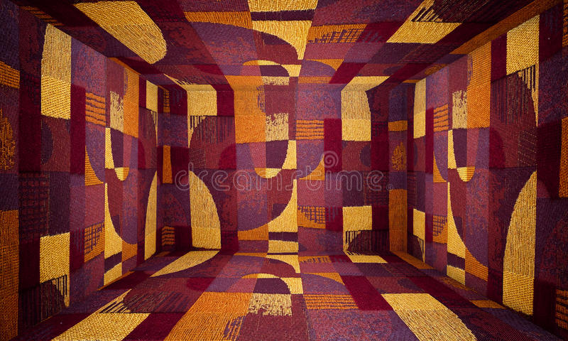 Download Urban Stage fabric Room stock image. Image of floor, concrete - 36675813