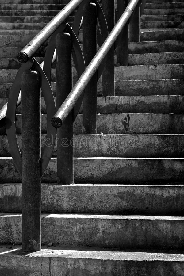 Urban Stairs stock photography