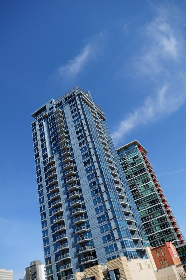 Urban Tower royalty free stock image