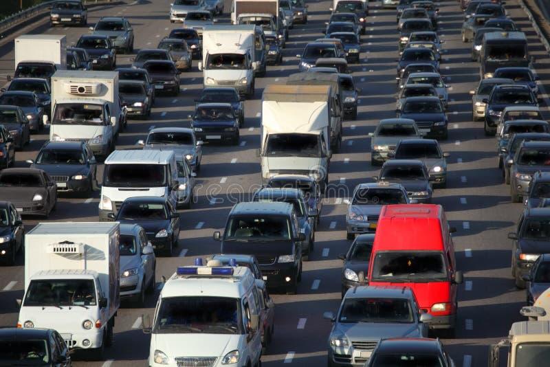 Urban traffic stock images