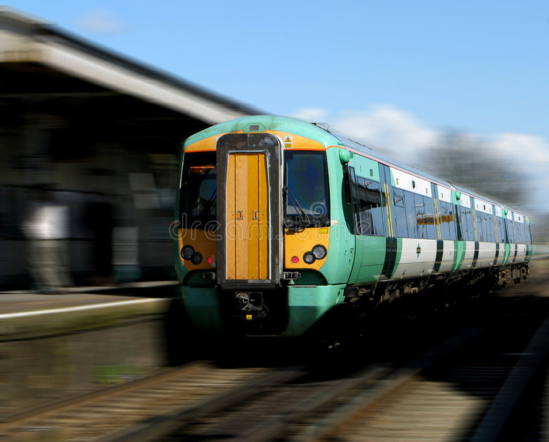 Download Urban train stock image. Image of subway, technology, movement - 4853825