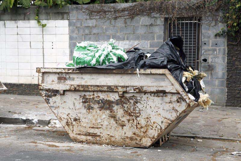 Urban trash