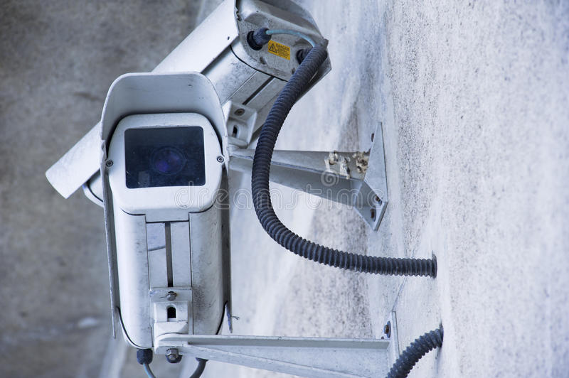 Download Urban Video And Security Camera Stock Photo - Image: 29283550