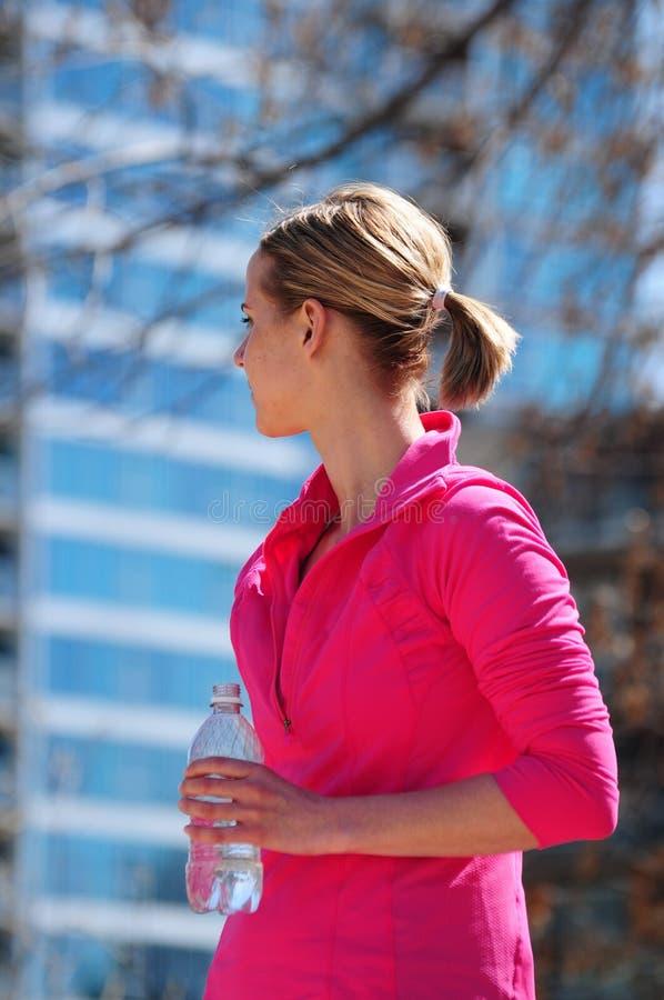 Urban Workout stock photo