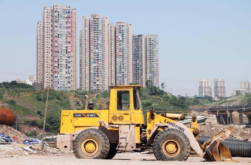 urbanisatie royalty-vrije stock foto
