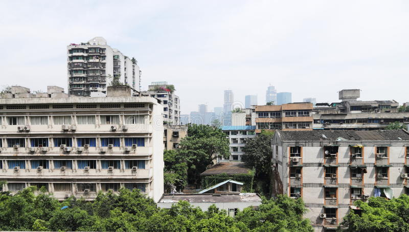 urbanisatie stock foto's