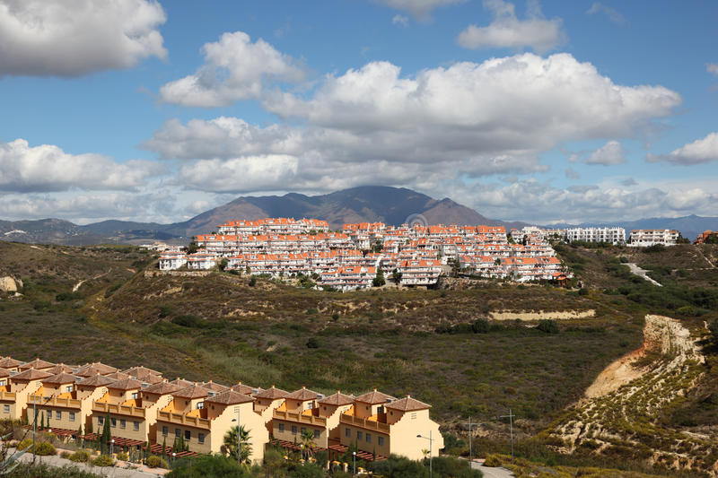 Download Urbanizations In Andalusia, Spain Stock Photo - Image: 27160666