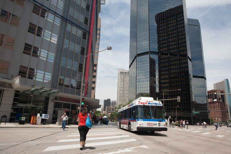 Urbano, scape da cidade imagens de stock royalty free