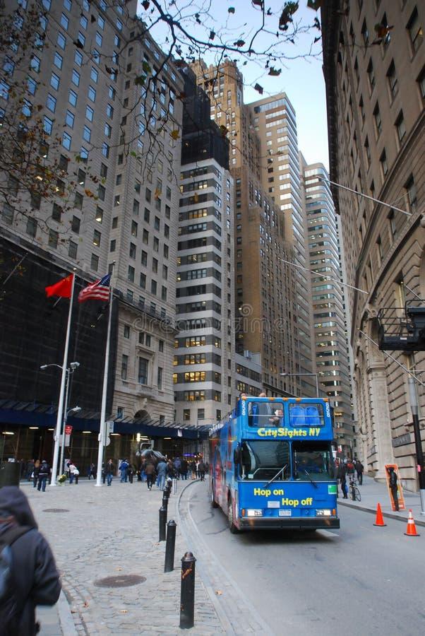 Urbano, scape da cidade New York imagem de stock royalty free